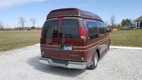 Picture of 1998 Chevrolet Chevy Van 3 Dr G1500 Cargo Van, exterior