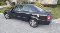 Picture of 1999 Mazda Protege 4 Dr DX Sedan, exterior