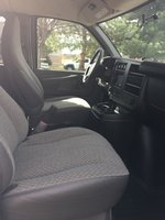 Picture of 2014 Chevrolet Express LT 3500 Ext, interior