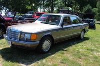 Picture of 1987 Mercedes-Benz 560-Class 560SEL Sedan, exterior