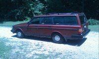 Picture of 1986 Volvo 245, exterior, gallery_worthy