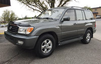 Picture of 2002 Toyota Land Cruiser 4WD, exterior