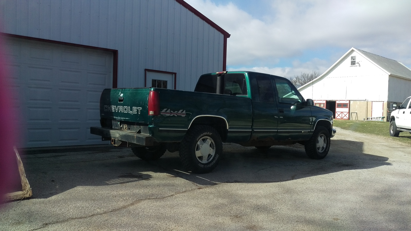 Chevrolet C/K 1500 Questions - I have a 97 Chevy K1500 ... on