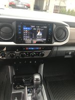 Picture of 2016 Toyota Tacoma Double Cab V6 Limited 4WD, interior
