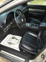 Picture of 2005 Lincoln LS V8 Sport, interior