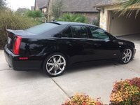 Picture of 2009 Cadillac STS-V RWD, exterior, gallery_worthy