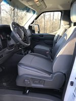 Picture of 2013 Nissan NV Cargo 1500 SV, interior