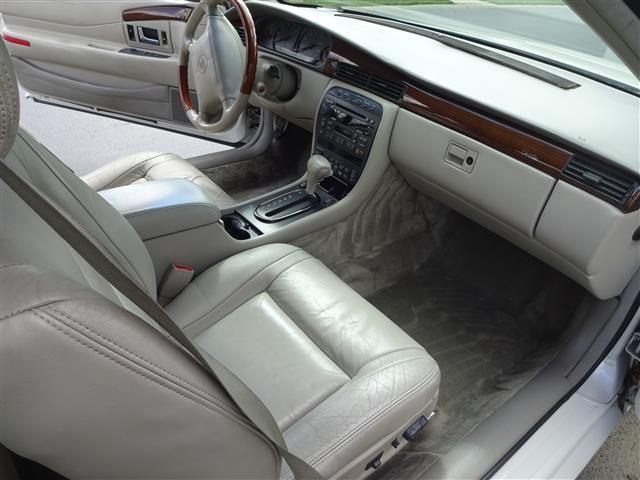 2000 Cadillac Eldorado - Interior Pictures - CarGurus