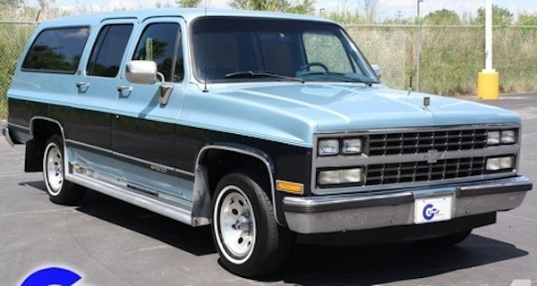Picture of 1990 Chevrolet Suburban R1500