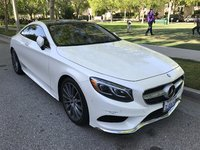 Picture of 2015 Mercedes-Benz S-Class Coupe S 550 4MATIC, exterior