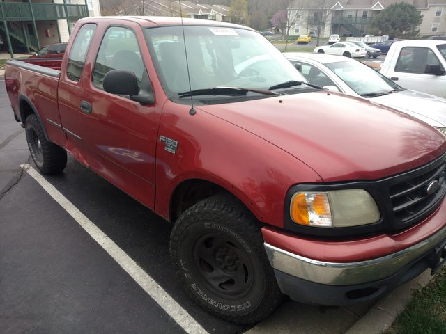 Picture of 1999 Ford F-150 XL 4WD Extended Cab LB, exterior, gallery_worthy