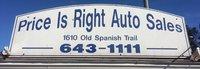 Price is Right Auto Sales logo