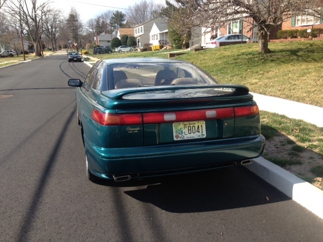 Picture of 1996 Subaru SVX 2 Dr LSi AWD Coupe