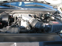 Picture of 2001 Ford F-150 SVT Lightning 2 Dr Supercharged Standard Cab Stepside SB, engine