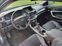 Picture of 2013 Honda Accord Coupe EX-L V6 w/ Nav, interior