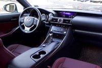 2017 Lexus IS 300, Interior of 2017 Lexus IS., interior