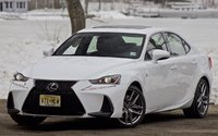 2017 Lexus IS 300, Exterior of 2017 Lexus IS., exterior, gallery_worthy