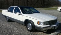Picture of 1993 Cadillac Fleetwood Base Sedan, exterior