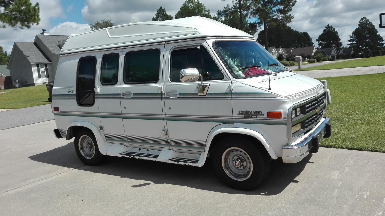 1993 Chevrolet Chevy Van - Overview