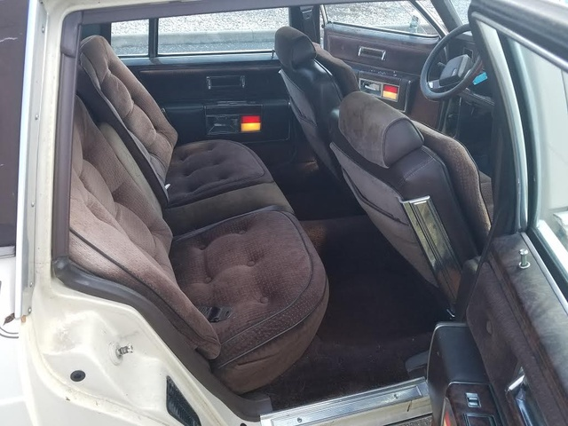 Picture of 1983 Oldsmobile Ninety-Eight, interior, gallery_worthy