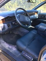 Picture of 1992 Buick Roadmaster 4 Dr Limited Sedan, interior