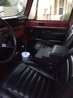 Picture of 1983 Jeep CJ7, interior