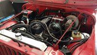 Picture of 1983 Jeep CJ7, engine