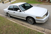 Picture of 1992 Mercury Grand Marquis 4 Dr GS Sedan, exterior, gallery_worthy
