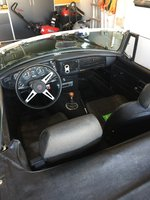 Picture of 1968 MG MGB Roadster, interior