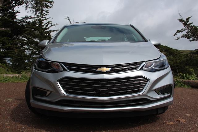 2017 Chevrolet Cruze Price Analysis