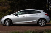 2017 Chevrolet Cruze Overview