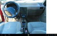 Picture of 1993 Hyundai Excel 2 Dr GS Hatchback, interior