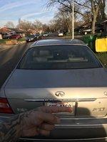 Picture of 2001 INFINITI Q45 4 Dr Touring Sedan, exterior