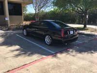 Picture of 2007 Cadillac STS-V RWD, exterior, gallery_worthy