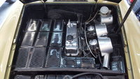 Picture of 1974 MG MGB Roadster, engine