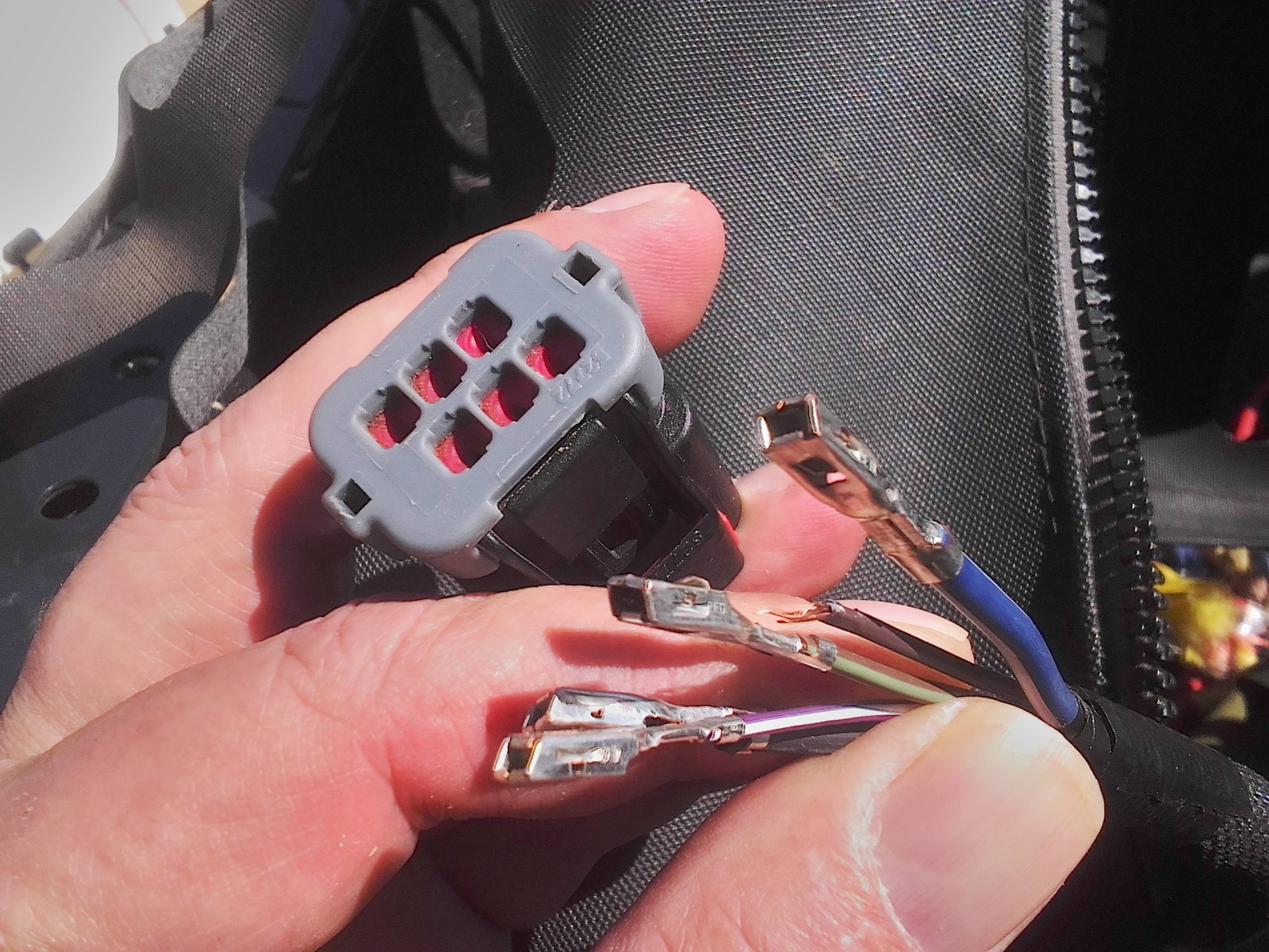 Jeep Wrangler Unlimited Questions - Can I fix harness - CarGurus on jeep trailer hitch wiring harness, jeep compass wiring harness, jeep rear wiper switch, jeep rear wiper motor,