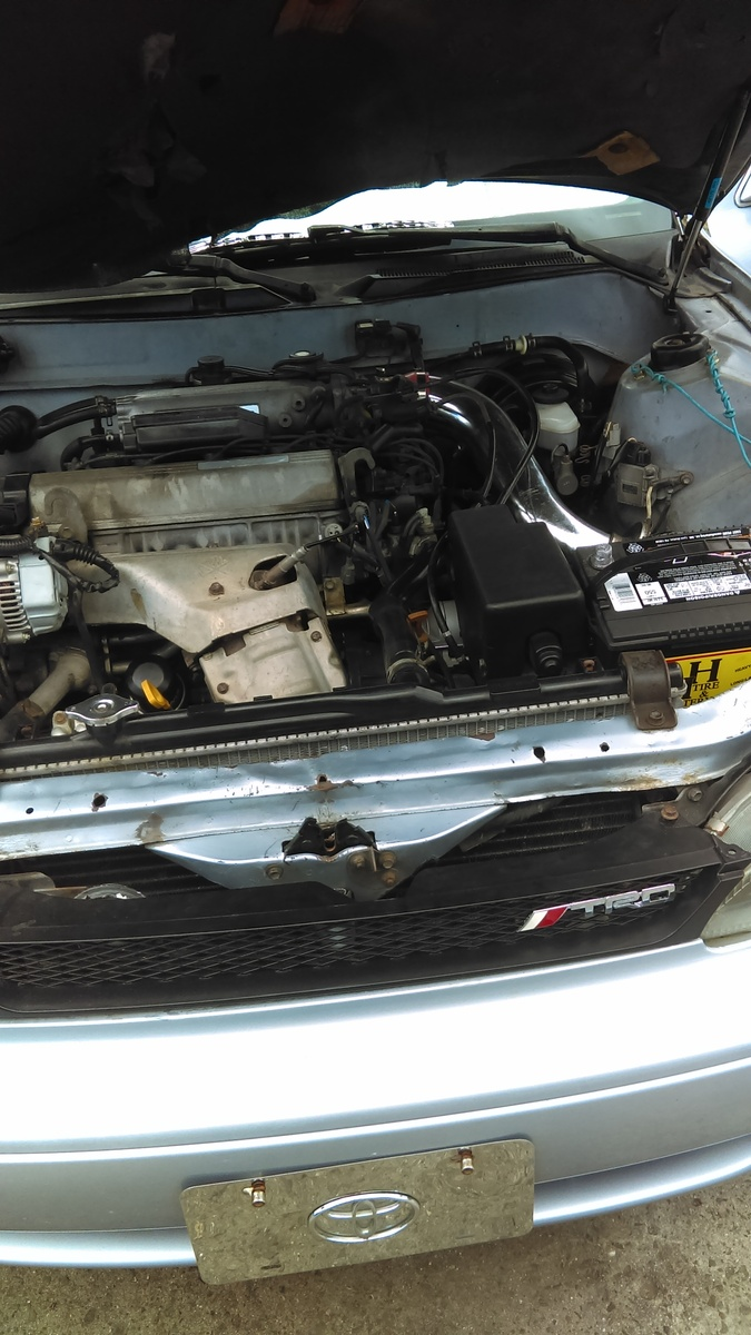 Toyota Camry Questions 2000 New Battery And Altenater 2008 Alternator Wiring Diagram My Car Doesnt Want To Chargei Have A Batterynew Alternatornew Starternew Beltchecked All The Fusesi Dont Know What Else It Can Besomeone Help