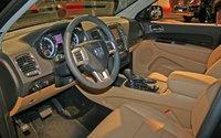 Picture of 2013 Dodge Durango Citadel AWD, interior