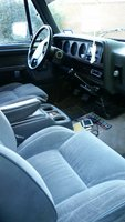 Picture of 1993 Dodge RAM 350 2 Dr LE Turbodiesel Extended Cab LB, interior