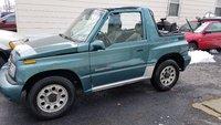 Picture of 1996 Suzuki Sidekick 2 Dr JX 4WD Convertible, exterior