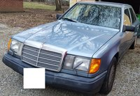 1987 Mercedes-Benz 300-Class Picture Gallery