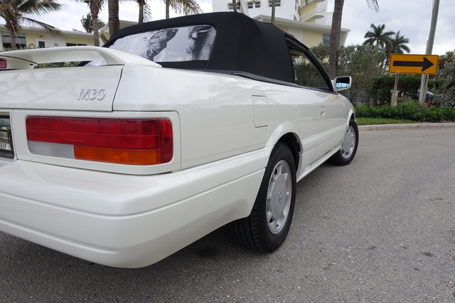 Picture of 1992 INFINITI M30 Convertible RWD
