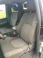 Picture of 2013 Nissan Frontier SV King Cab, interior