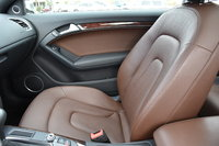 Picture of 2015 Audi A5 2.0T Quattro Premium Plus, interior