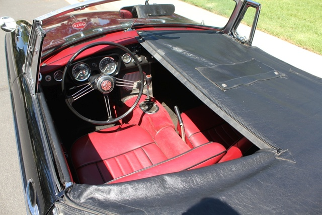Picture of 1964 MG MGB, interior, gallery_worthy