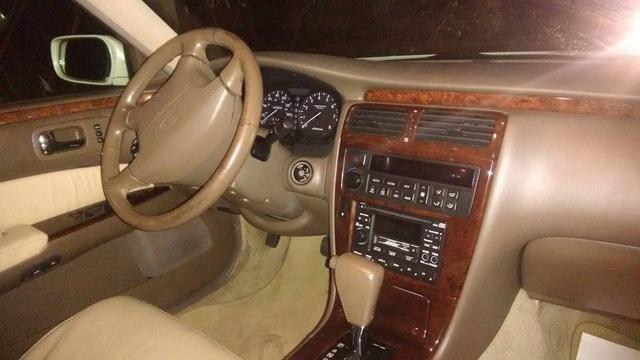 Picture of 1997 INFINITI Q45 4 Dr STD Sedan, interior