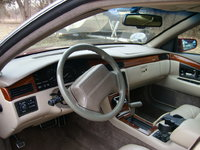 Picture of 1993 Cadillac Eldorado Touring Coupe, interior