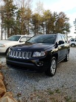 Picture of 2015 Jeep Compass High Altitude Edition, exterior