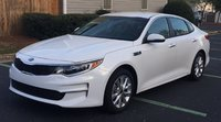 Picture of 2017 Kia Optima LX, exterior