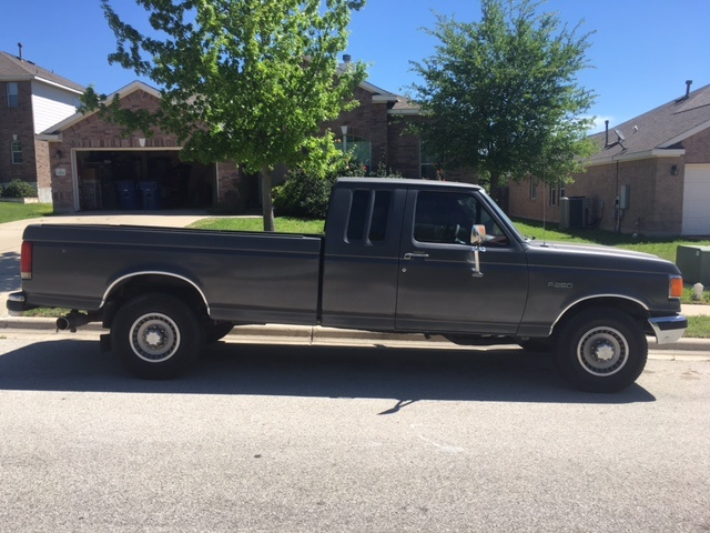 1988 Ford F250 >> 1988 Ford F 250 Exterior Pictures Cargurus